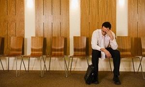 Mierda del Desocupado - Colloquio di lavoro