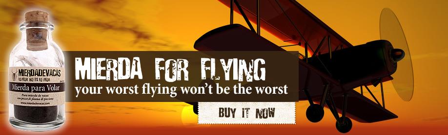 Mierda for Flying
